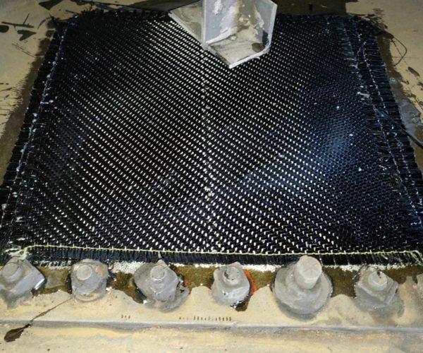 Composite Tank Repair Water Treatment Tanks