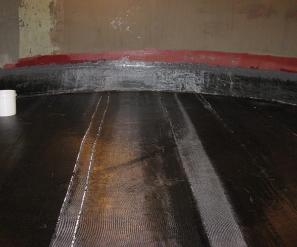 Composite Tank Repair Condensate Tanks