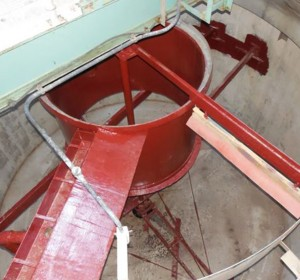 Coatings Clarifier Tanks